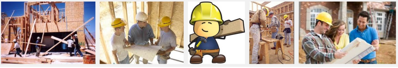 Email; list of Builders and Construction Companies